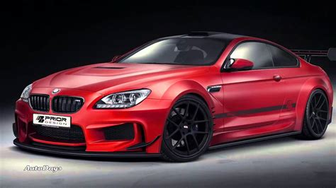bmw m6 modified prior design bmw m6 f12 modified