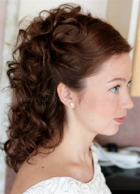 half up hairstyles for mother of the groom wedding hairstyles mother of the groom