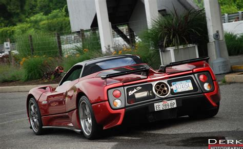 how much is a pagani zonda cost of ownership pagani zonda s secret entourage