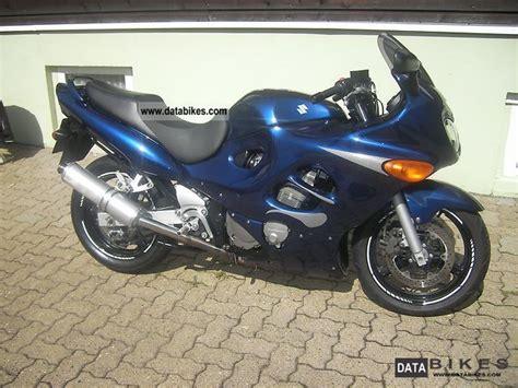 2004 Suzuki Motorcycle 2004 Suzuki Gsx F750