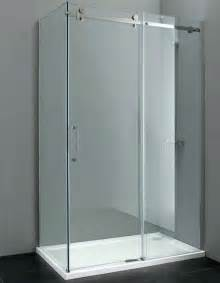 Shower Bath Enclosure elite 1200mm x 800mm frameless sliding shower enclosure