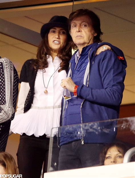 Was Paul Mccartney With Nancy Shevell by Mccartney Paul Nancy Mccartney