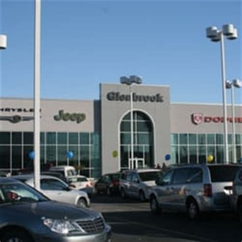 Glenbrook Dodge Jeep Glenbrook Chrysler Dodge Jeep Ram Car Dealers 100 W