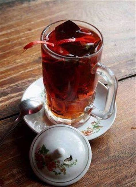 Badar Merah Dan Bacan Obi Ternate khasiat wedang uwuh angkringan jogja angkringan jogja