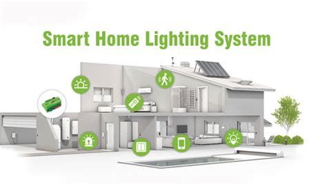 Smart Home Lighting System Ele Times