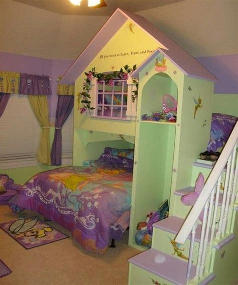 tinkerbell bedroom decor tinkerbell bedroom in 15 dreamy designs rilane
