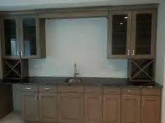 smoked glass kitchen cabinet doors delonghi distinta eci341 w coffee machine beautiful