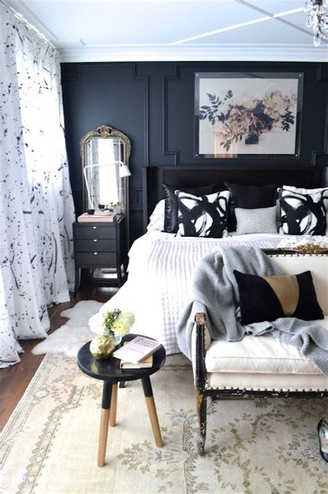 how to decorate a dark bedroom 25 best ideas about black bedroom decor on pinterest