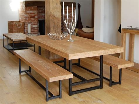 ideas for kitchen tables 9 reclaimed wood dining table design ideas https interioridea net