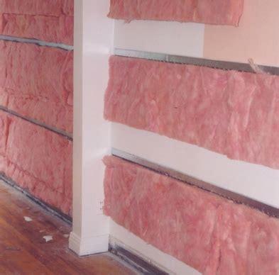 Insonoriser Un Plafond by Insonoriser Un Mur Mitoyen De Briques Ou De Blocs De B 233 Ton