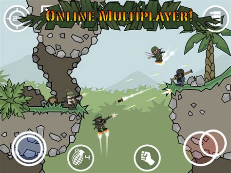 Doodle Army 2 Mini Militia Tips Cheats Vidoes And
