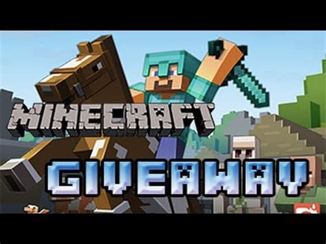Free Minecraft Gift Code Giveaway - minecraft gift code giveaway read description youtube