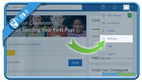 Edmodo How To Delete Account | how to delete my edmodo account accountdeleters