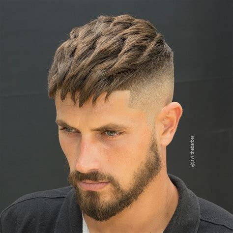 try on mens hairstyles 277 best s hairstyles images on hairstyles
