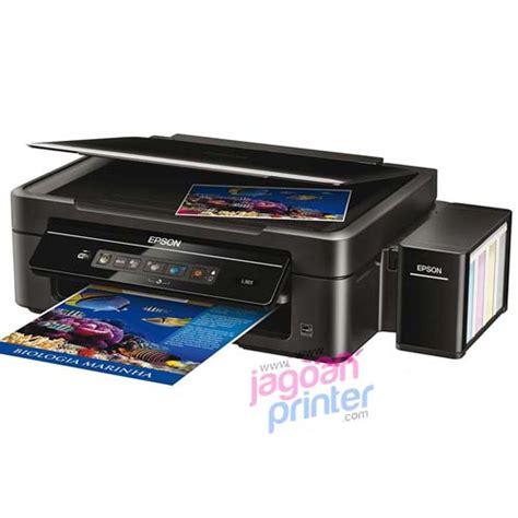 Printer Epson Multifungsi Termurah jual printer epson l365 murah garansi jagoanprinter
