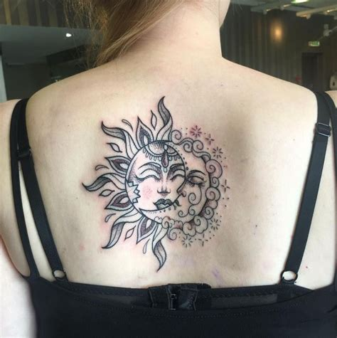 tattoo designs sun and moon 50 meaningful and beautiful sun and moon tattoos
