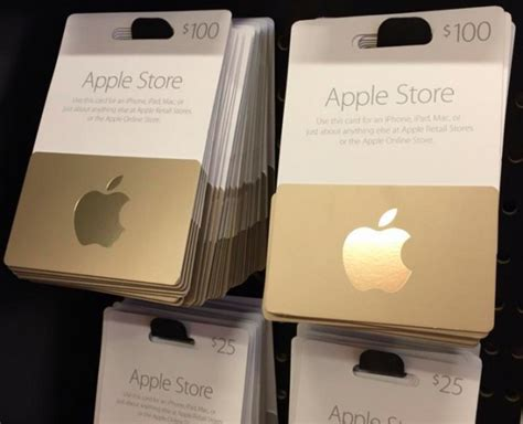 Stores With Gift Cards - apple store gift cards poderpda