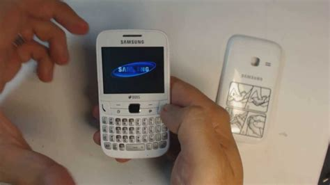 reset samsung duos to factory settings samsung ch t 357 duos s3572 factory reset youtube