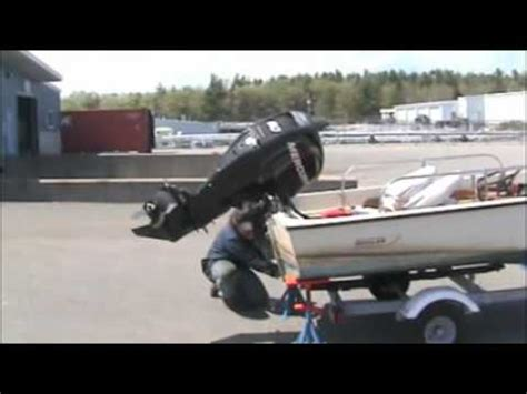 brownell manual boat lifting system boat depot s brownell manual boat lifting system youtube