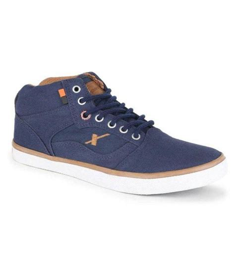 Casual Sneakers Shoes by Sparx Sneakers Blue Casual Shoes Buy Sparx Sneakers Blue