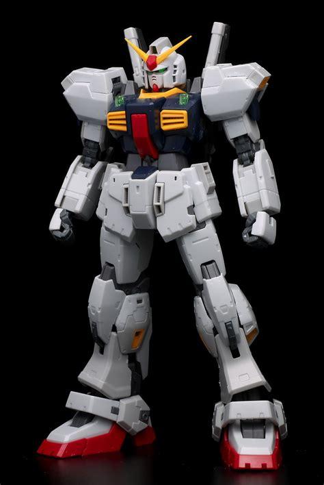 Rg 1 144 Gundam Mk Ii A E U G gundam rg 1 144 gundam mk ii a e u g review by hacchaka