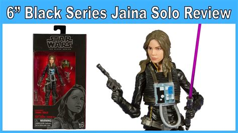Madona Maxi 5 Black Series wars 6 quot black series legends jaina review