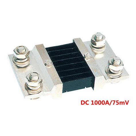 shunt resistor voltage divider shunt resistor voltage divider 28 images current shunt resistor divider dc 75mv 10a for