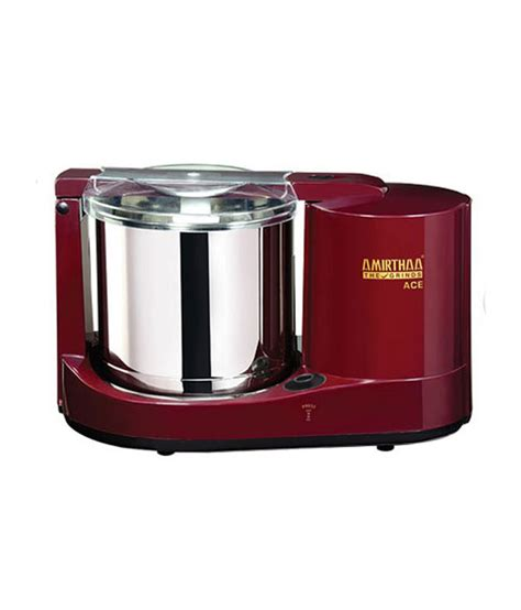 amirthaa ace table top grinder price in india buy