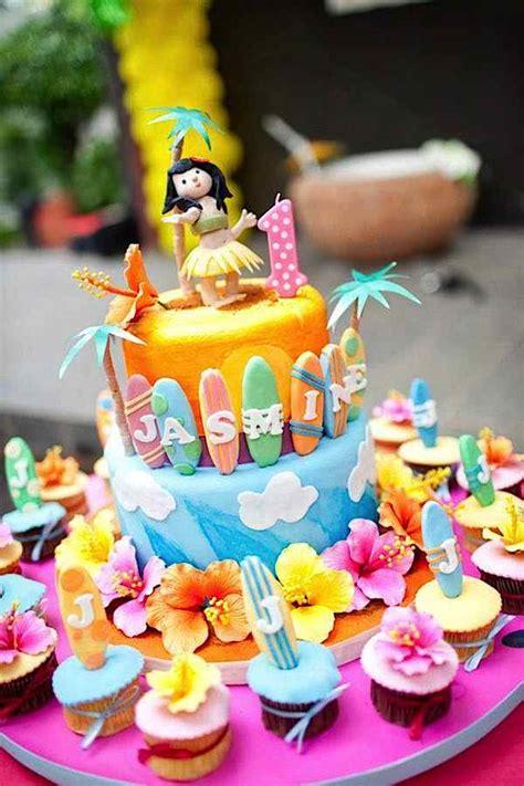 kara s party ideas aloha luau surf colorful hawaiian beach