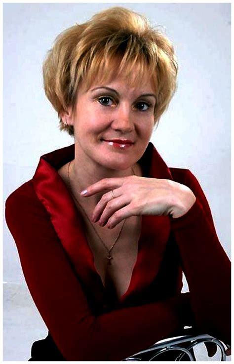 Cortes de pelo corto para las mujeres mayores de 70