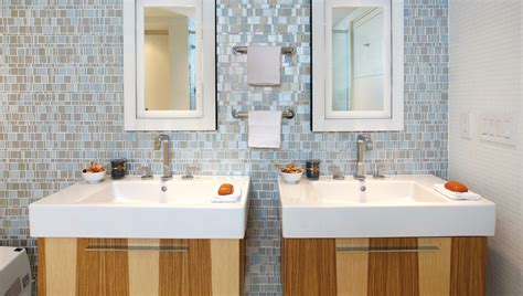 grey mosaic bathroom 5 creative ways to transform your bathroom by adding mosaic tile granite