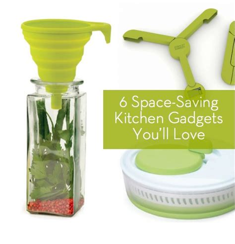 Space Saving Kitchen Gadgets | six space saving kitchen gadgets you ll love 187 curbly