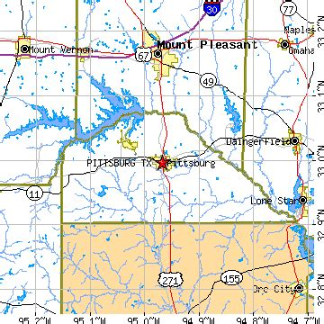 pittsburg texas map pittsburg tx pictures posters news and on your pursuit hobbies interests and worries