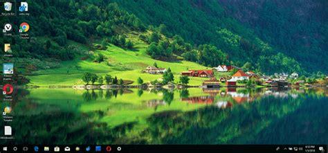 nordic landscapes theme  windows