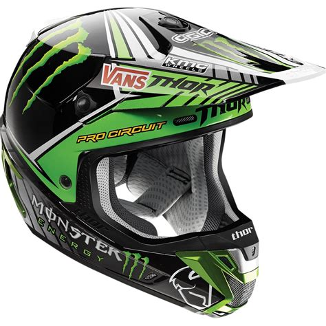 Helm Cross Energy Casque Moto Cross Energy