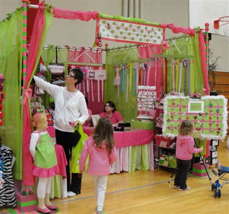 craft show display hip girl boutique llc free hair bow 398 best images about craft booth display ideas on