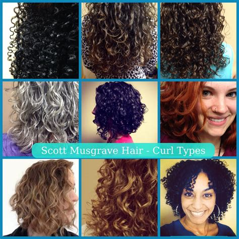all the different types of curls prices how to contact curl type scott musgrave hair
