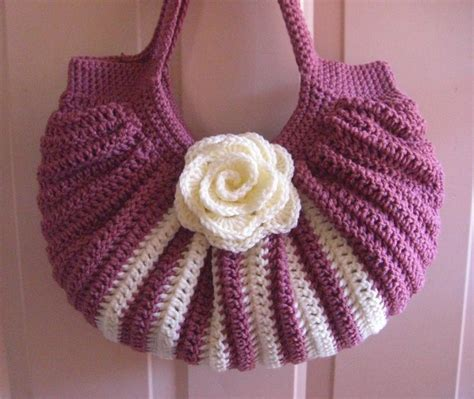 crochet bag bottom pattern crochet fat bottom summer shoulder bag fashion spring