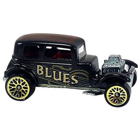 Hotwheels Wheels 33 Ford Lo Boy Delta Blues wheels jukebox 1 64 scale die cast vehicle ebay