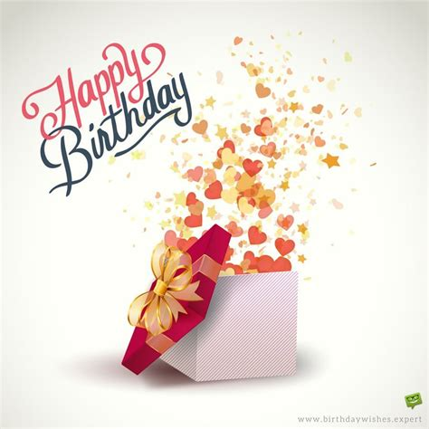 Happy Birthday Wishes Mail To Birthday Love Messages