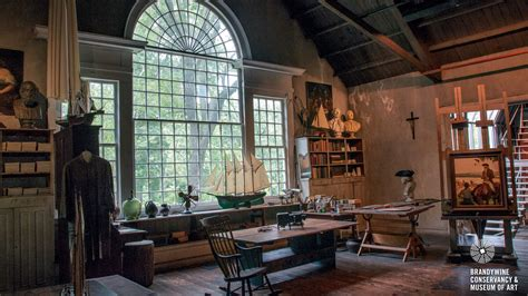 video conference backgrounds brandywine conservancy  museum  art