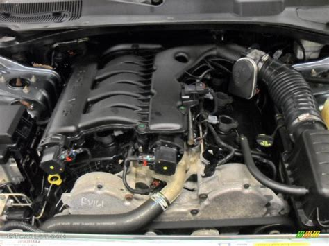 Chrysler 300 Motor by 2007 Chrysler 300 Touring 3 5l Sohc 24v V6 Engine Photo
