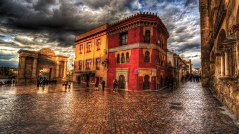 wallpaper 4k hdr town hdr hd photography 4k wallpapers images