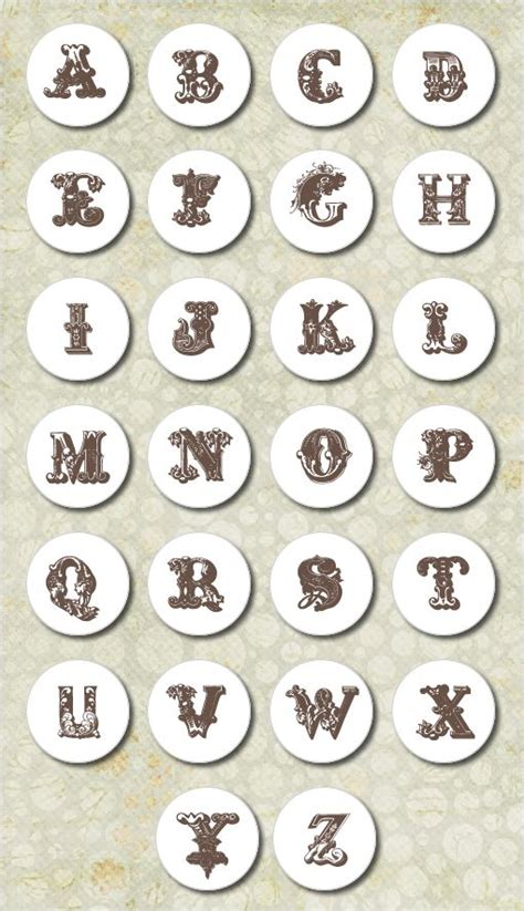 printable victorian alphabet wedding labels free wedding and victorian on pinterest