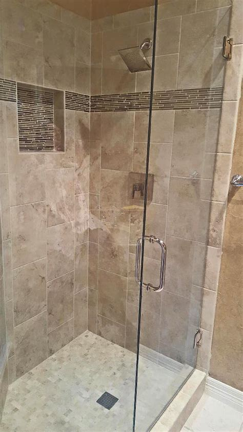 shower remodel remodeling contractor complete