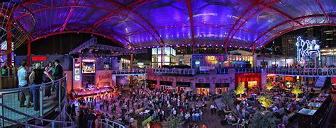 kansas city power and light district entertainment kansas city and nightlife