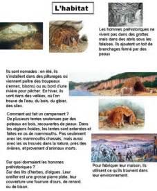 pr 233 histoire l habitat