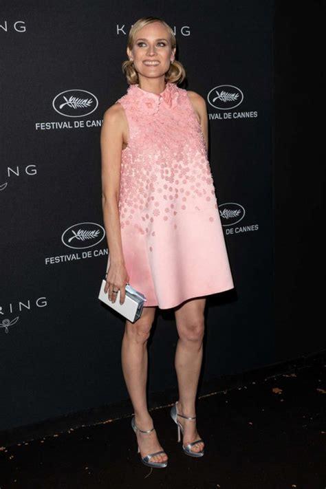 8 Amazing Diane Kruger Carpet Looks by Cannes 2018 Style File Diane Kruger Sets Rumors In
