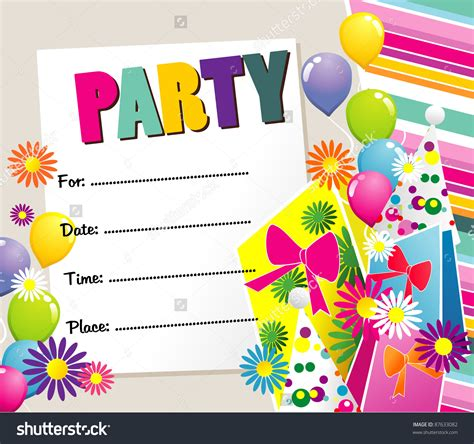 happy birthday invitation design happy birthday party invitations disneyforever hd