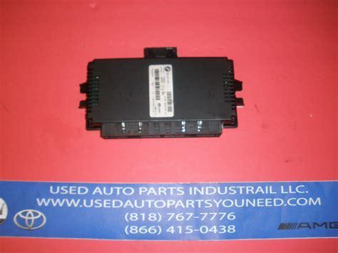 comfort auto parts mini comfort control module 61353453743 used auto